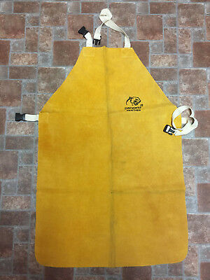 Parweld Panther Premium Leather Welders Apron