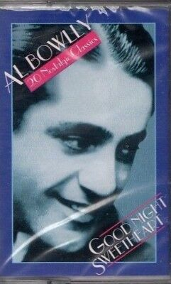 Al Bowlly 20 Classics Brand New Music Cassette In Manufacturer's Sealed Case