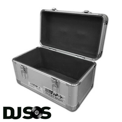 """LPSM100 CASE 100 7"""" SINGLES HOLDS 100 Record Case DJ 7 Inch"""