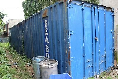 40ft Shipping / Storage Container (Philadelphia, PA)