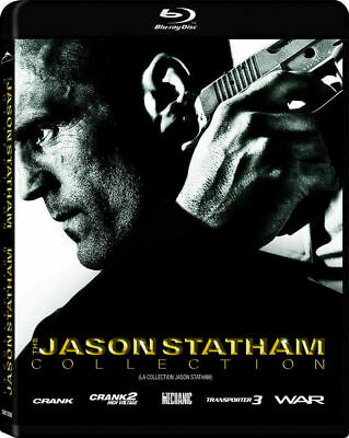 The Jason Statham Collection [Blu-ray] New and Factory Sealed!!