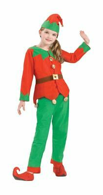 Simply Elf Holiday Costume Child One Size Fits Most