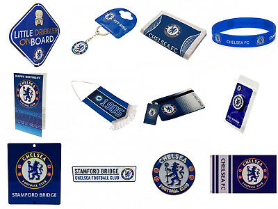 Chelsea FC Official Football Club Birthday Gifts. New.