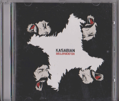 Kasabian : Velociraptor CD (2011)