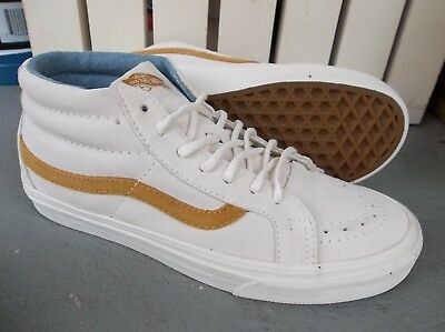 eccd0b9bb13 NWT WOMEN S VANS Ua Sk8-Mid Reissue Sneakers shoes.size 7.brand New ...