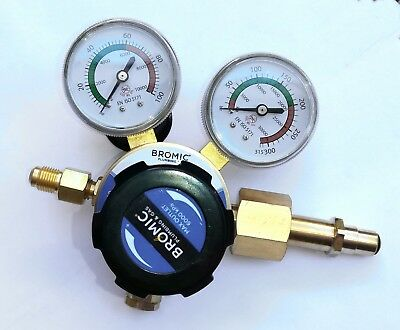 Bromic Nitrogen Regulator 0-6000Kpa Max Outlet As4267 Type 50 Connection 1812110