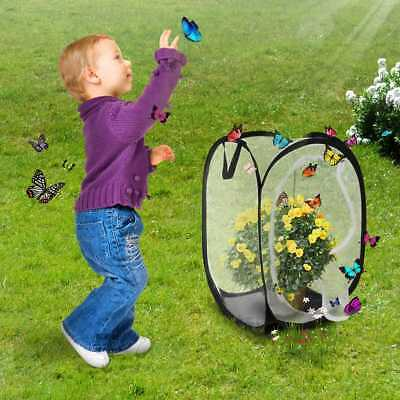 Butterfly Chameleon Pop-up Housing Enclosure Mantis Stick Insect Cage
