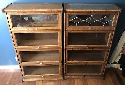 Vintage BARRISTER BOOKCASES!!. Must See!!