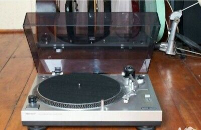 New Profesional Sherwood 9805 Pitch Control Turntable. Compare ebay prices(Pics)