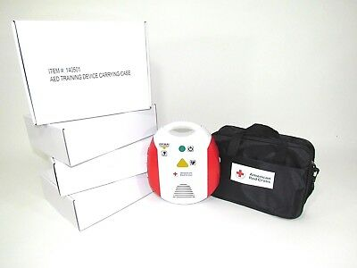 American Red Cross AED Trainer  4 PACK