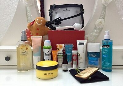 Lot Soins Body Shop Sephora Hollister Faced Yves Rocher Decay Kiehl's Val + 90€