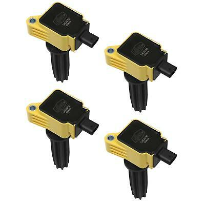 ACCEL 140670-4 Ignition Coil, SuperCoil, Ford EcoBoost 2.0L/2.3L-L4