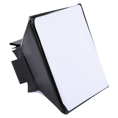Foldable Soft Diffuser Softbox Cover for External Flash Light , Size: 10cm x 13c