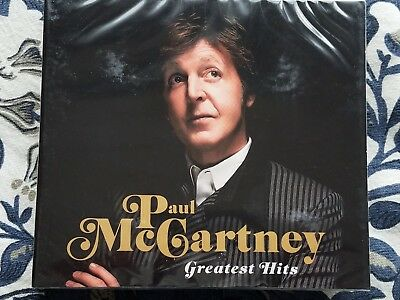 2CD Paul McCartney WINGS 2CD set GREATEST HITS COLLECTION