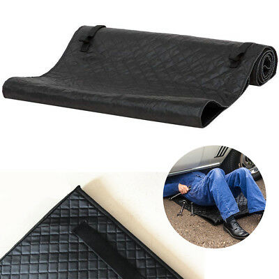 Car Truck Creeper Rolling Pad Ground Creeper Seat Auto Work Repair 70*150cm