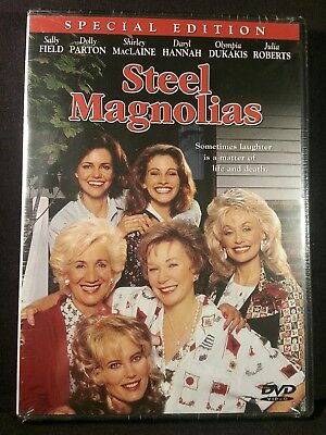 Steel Magnolias  (DVD, 2000, Widescreen , Special Edition) Factory sealed