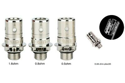 5pcs Genuine Innokin Zenith MTL Replacement Coils 0.8ohm / 1.6ohm