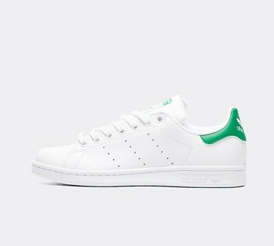 JUNIOR ADIDAS STAN Smith WhiteFairWay Trainers (SF33) RRP £46.99