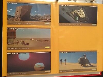 Star Wars Trilogy Special Edition Widevision 68/72 Topps 1997