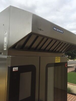 Convotherm 4 Convo Vent Combi Oven Canopy