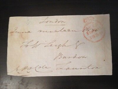 Arthur Henry Cole - Irish Diplomat In India & Orangeman - Signed Envelope Front