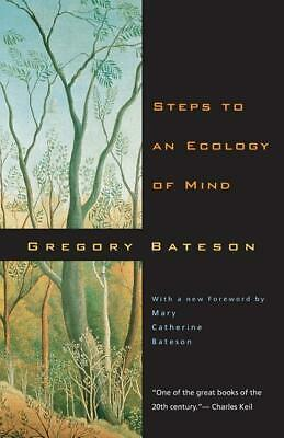 Steps to an Ecology of Mind Gregory Bateson Taschenbuch Englisch