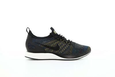huge selection of 01a42 a49a6 Womens NIKE AIR ZOOM MARIAH FLYKNIT RACER Black Trainers AA0521 003