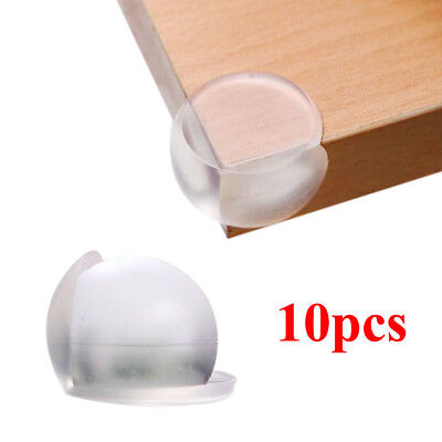Ball Shape Silicone Guard Baby Safety Desk Corner Protector Table Edge Cushion