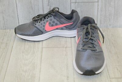 newest 7e76c 3ed5f   Nike Downshifter 7 Lightweight Running Shoes, Women s Size 6W,  Charcoal Coral