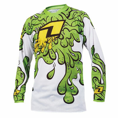One Industries Jersey Kids Youth MX Motocross Enduro Dirtbike Quad Slime