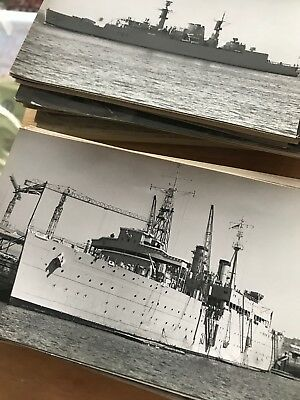 Box Of 129 Warships Photographs Military Collector Sell On (6)