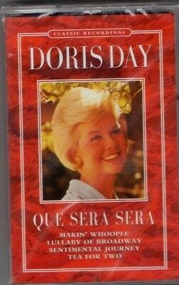 Doris Day Brand New Music Cassette Tape In Manufacturer's Sealed Case