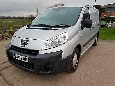 Peugeot Expert 2.0HDi 136 L1 H1 ( 2.91t ) SILVER 6 SPEED MANUAL PANNEL VAN