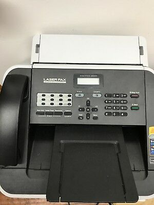 Little Used Brother FAX 2840 IntelliFax-2840 FAX2840 High-Speed Laser Machine