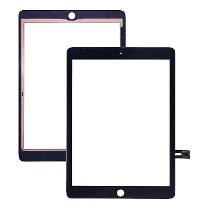 """OEM Black Touch Screen Digitizer Glass For 2018 iPad 6 6th Gen 9.7"""" A1893 A1954"""