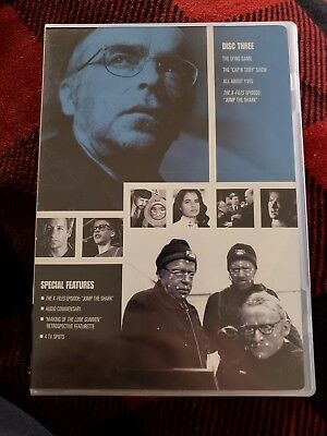 The Lone Gunmen (DVD) Complete Series Disc 3 Replacement Disc U.S. Issue!