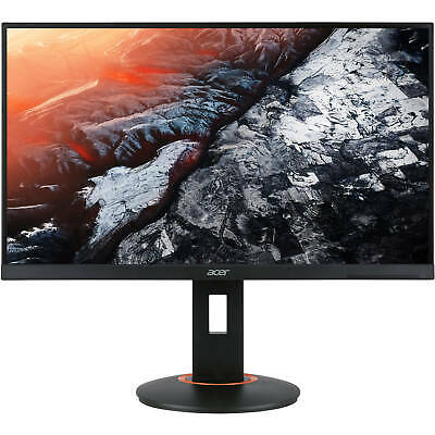 "Acer XF 24.5"" Widescreen Monitor Display 1920x1080 1ms GTG 16:9 AMD FreeSync"