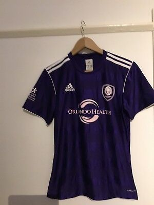 Orlando City Football Shirt Unisex Size Small