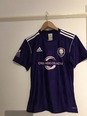 Orlando City Football Shirt And Shorts Size Small