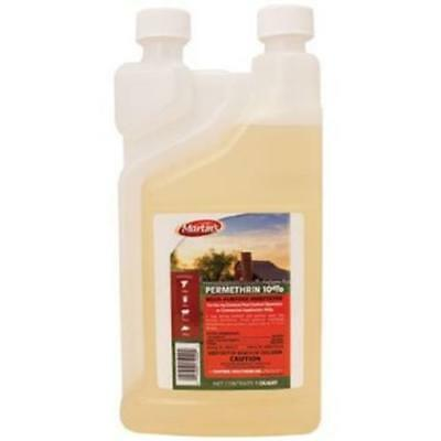 Martin's Permethrin 10% Indoor and Outdoor Use  Assorted Sizes