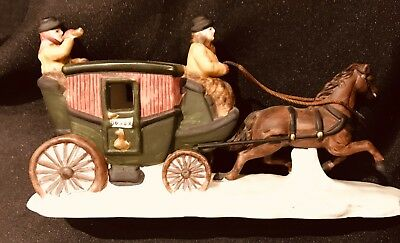 Dept 56 Dickens Village Dover Carriage