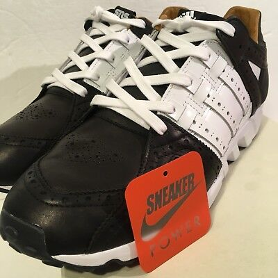 size 40 36661 7aa75 Adidas Equipment Guidance RNG 93 X SNS Golf Black White AF5755 12 tee time  eqt