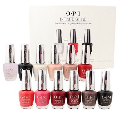 OPI Infinite Shine Iconic Shades Collection. BRAND NEW