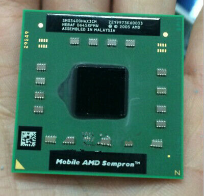 MOBILE AMD SEMPRON PROCESSOR 3400 DRIVERS FOR MAC