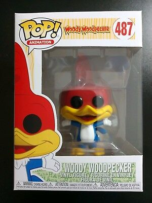 Funko Pop Woody Woodpecker #487 *IN STOCK*