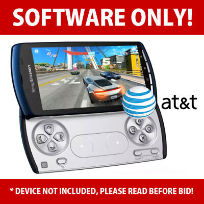 Xperia Play R800at AT&T US Firmware Software Android 2.3.3 Repair Restore Fix