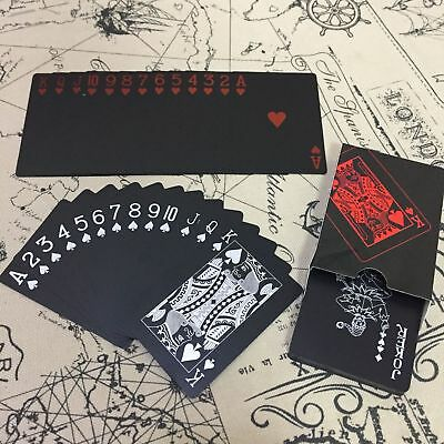 NEW Waterproof Creative Plastic Playing Cards Magic Table Poker Cards Board Game