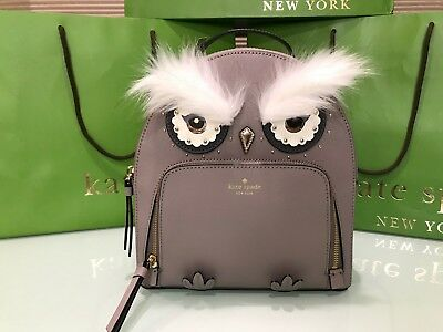 5217f2bf2c4dc KATE SPADE STAR bright owl tomi backpack  329 Cityscape -  123.00 ...