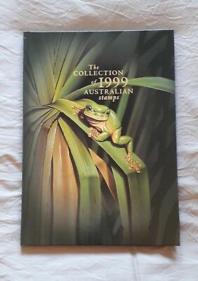 Australian Stamp Collection Yearbook 1999