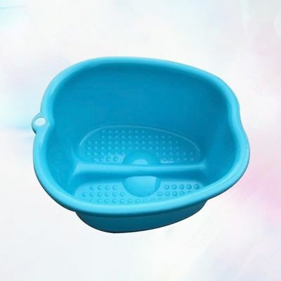 1pcs Foot Bath Practical Thicken Footbath Large Foot Tub for Household Hotel Spa